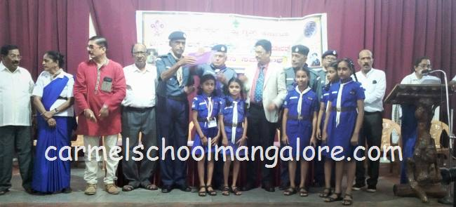 Rajyapuraskar Awards for Carmel School